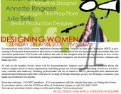 designing women flyer
